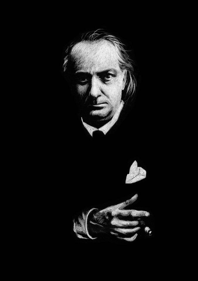 Baudelaire litania do szatana